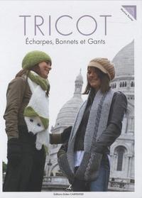 Martine Routier - Tricot - Echarpes, bonnets et gants.
