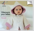Martine Routier - Vêtements pour bébés au tricot.