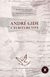 Martine Sagaert et Peter Schnyder - André Gide - L'écriture vive. 1 DVD