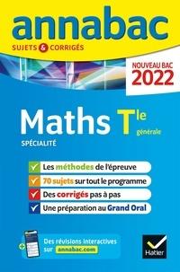 Martine Salmon et Michel Abadie - Maths spécialité Tle générale - Sujets & Corrigés.
