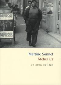 Martine Sonnet - Atelier 62.
