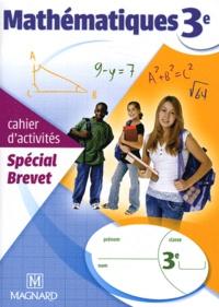 Galabria.be Mathématiques 3e - Cahier d'activités spécial Brevet Image