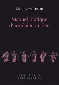 Histoiresdenlire.be Manuel pratique d'arménien ancien Image