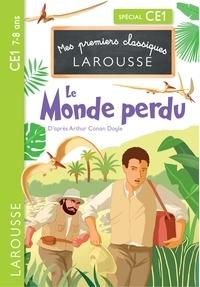 Martyn Back et Pascal Phan - Le Monde perdu d'après Arthur Conan Doyle - CE1.