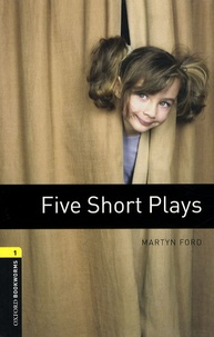 Martyn Ford - Five Short Plays - Stage 1.