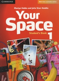 Deedr.fr Your Space Level 1 - Student's Book Image