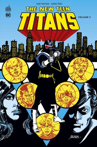 New Teen Titans Tome 3