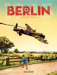 Marvano - Berlin Tome 1 : Les sept nains.