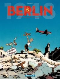 Marvano - Berlin Tome 2 : Reinhard le goupil.