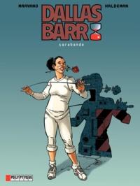 Marvano et Joe Haldeman - Dallas Barr Tome 6 : Sarabande.