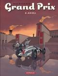 Marvano - Grand Prix Tome 3 : Adieu.