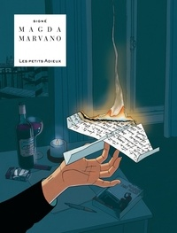 Marvano et  Magda - Les petits adieux.