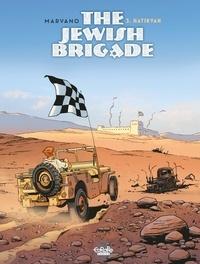 Marvano - The Jewish Brigade - Volume 3 - Hatikvah.