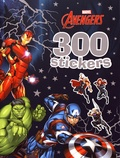Marvel - 300 stickers Marvel Avengers.