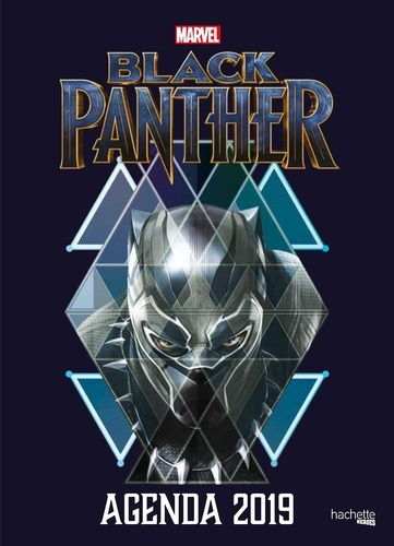 Marvel - Agenda Black Panther.