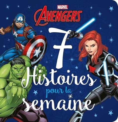 Marvel - Avengers - 7 histoires pour la semaine.