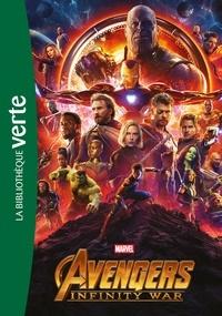 Marvel et Jim McCann - Bibliothèque Marvel Tome 20 : Avengers Infinity War.
