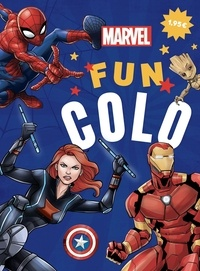 Marvel - Fun colo Marvel.