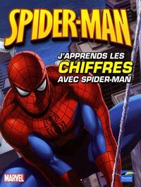 Marvel - J'apprends les chiffres avec Spider-Man.