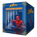Marvel et Emmanuelle Caussé - Ma boîte à histoires Spider-Man - Coffret en 6 volumes : L'histoire de Spider-Man ; A la poursuite de Black Panther ; Attention au reptile ! ; Chaud devant ! ; Gare à La Tache ! ; Les deux Spider-Man.