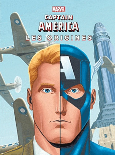 Marvel - Marvel : les Origines  : Captain America.