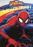 Marvel - Marvel Spider-Man vive le coloriage ! + stickers.