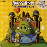 Marvel Panini France - Angry birds calendrier 2013.