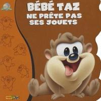Marvel Panini France - Bébé Taz ne prête pas ses jouets.