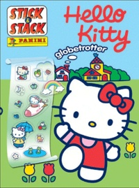 Marvel Panini France - Hello Kitty - Globetrotter, Dès 3 ans.