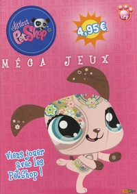 Marvel Panini France - Mega jeux Littlest PetShop.