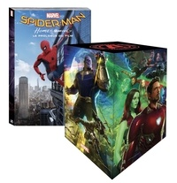 Marvel - Spider-Man : Homecoming - Avec coffret pouvant accueillir les prologues officiels des 10 films Marvel Studios.