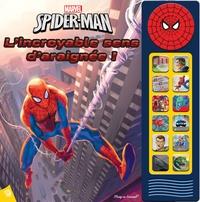Marvel et Derek Harmening - Spider-Man - L'incroyable sens d'araignée !.
