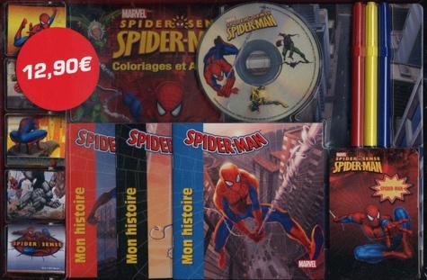 Marvel - Spider-Man - Mon coffret surprise. 1 Cédérom