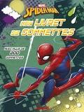 Marvel - Spider-Man - Avec plus de 200 gommettes.