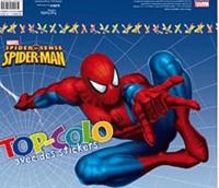 Marvel - Spider Sense Spider-Man - Top colo aves des stickers.