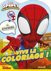 Marvel - Spidey et ses amis extraordinaires - + stickers.