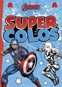 Marvel - Super colos Avengers.