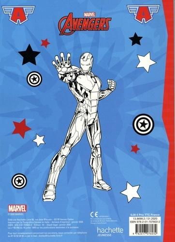 Super colos Avengers