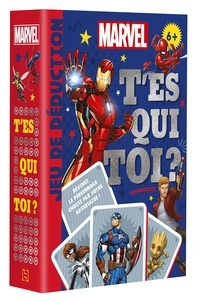 Marvel - T'es qui toi ? Marvel - Jeu de déduction.
