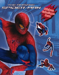 Marvel - The amazing Spider-Man - Stickers, Coloriages, Jeux.