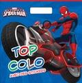 Marvel - Ultimate Spider-Man - Avec des stickers.