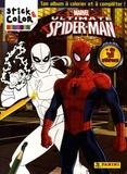 Marvel - Ultimate Spider-Man - Ton album à colorier et à compléter !.