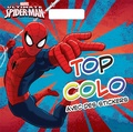 Marvel - Ultimate Spiderman - Avec des stickers.