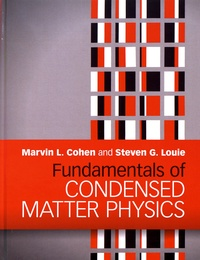 Galabria.be Fundamentals of Condensed Matter Physics Image