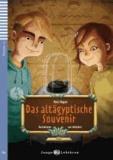 Mary A. Flagan - Das altägyptische Souvenir - Buch mit Audio-CD. Niveau 2: A2.