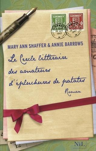 Le Cercle littéraire des amateurs d'épluchures de patates - Mary Ann Shaffer, Annie Barrows - Format ePub - 9782841115921 - 9,99 €