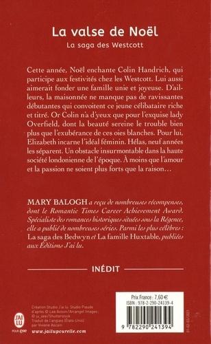 La saga des Westcott Tome 5 La valse de Noël