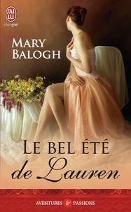 Mary Balogh - Le bel été de Lauren.