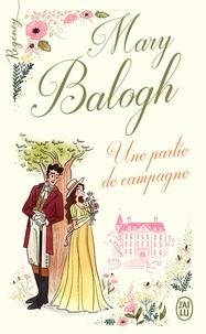 Mary Balogh - Une partie de campagne.