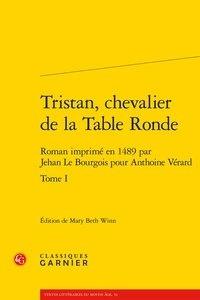 Lien de téléchargement de Google livres Tristan, chevalier de la Table Ronde Tome 1 FB2 in French par Mary Beth Winn 9782406095163